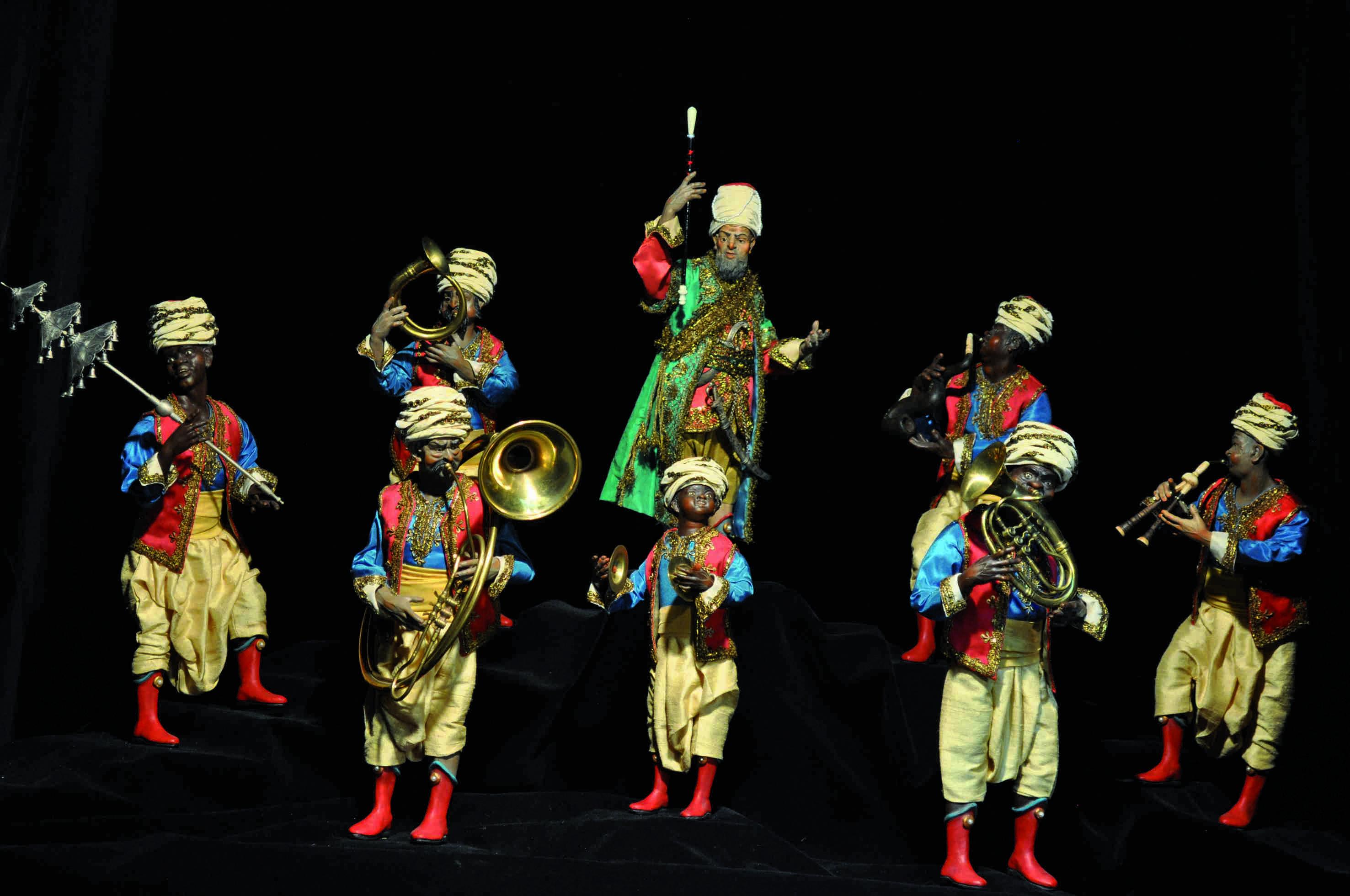 CONTI banda ottomana